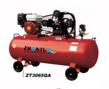 BIG red Belt air compressor with wheels