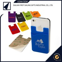 Fashionable design mobile sticky phone cover