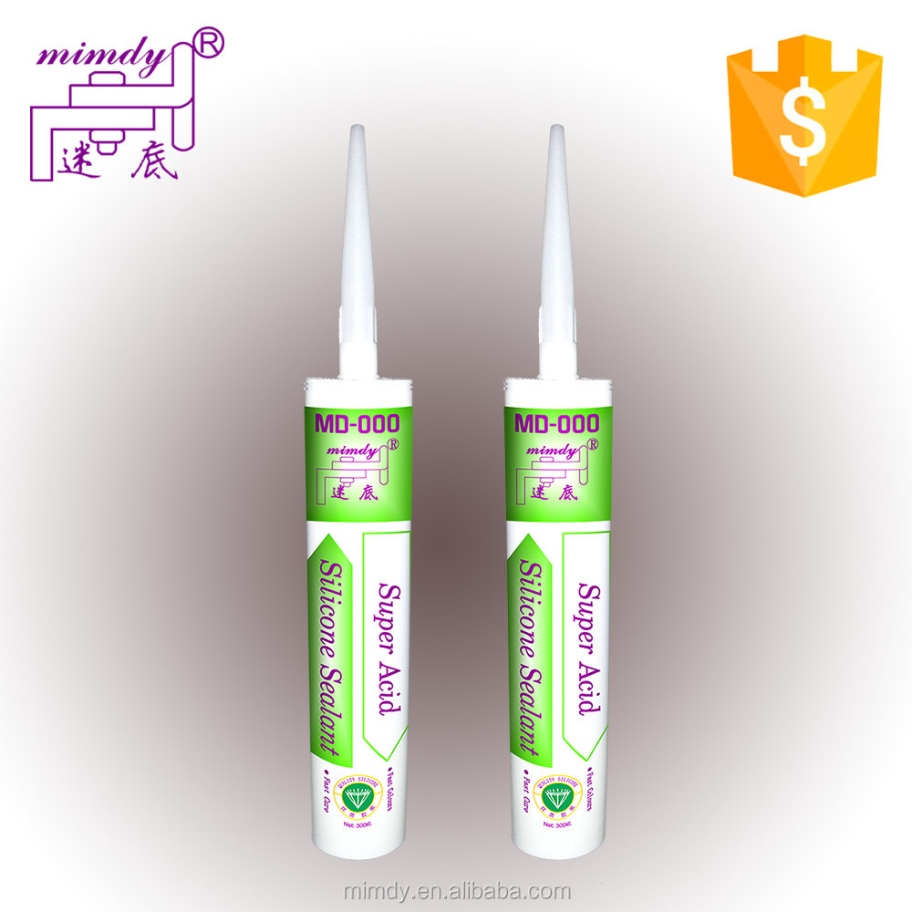 factory direct fast dry acetoxy silicone sealant