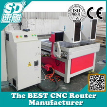 SD1212 OEM automatic shandong cnc milling machine With Ball Screw Transmission NC STUDIO Controller