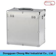 Best quality aluminum tool cases with handle case beauty box storage lock