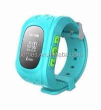 Kids smart watch with SOS function ,kids GPS wrist watch with monitoring for Anti-Lost