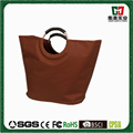 PE Coated two handles laundry Bag laundry hamper