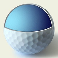 Topfly Golf Ball 2 Two Piece