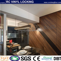 Antiseptic Wood, Water-proof and High Quality Valinge Laminate Flooring Outdoor Deck Floor Covering WPC Decking