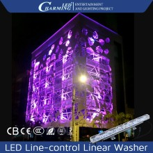 Outdoor ip65 upward led wall light 1m length RGB 36W high powerLED wall washer