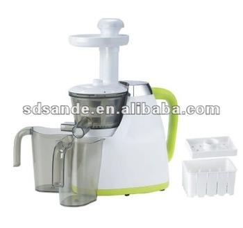 Slow Juicer 80 Rpm : Slow Juicer Masticator (single Gear/auger,Rpm: 80. Ce/cb/gs) - Buy Slow Juicer Masticator,Single ...
