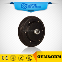 8 inch 36V brushless gearless motor electric scooter hub motor