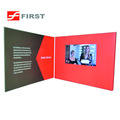 Hot sale 5 Inch For advertising Promotion LCD Video Card