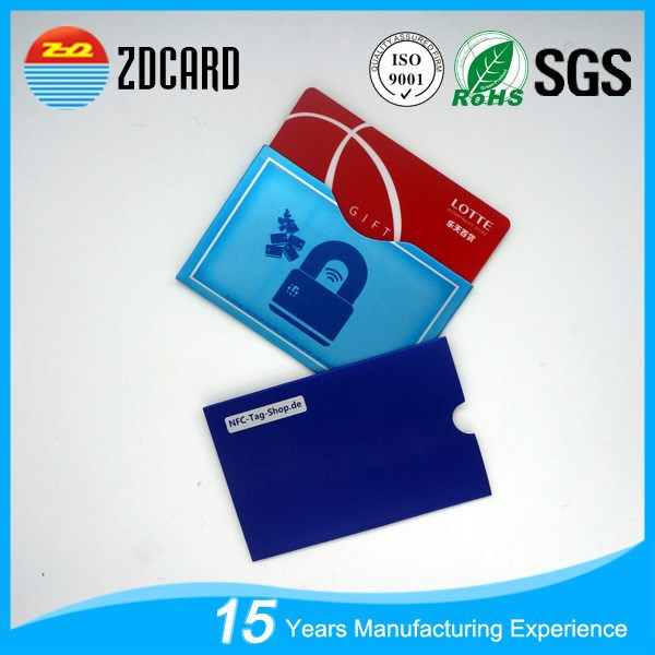 ATM Card Cover Manufacturers - 90*60cm - Anti-theft RFID Blocking Card Cover