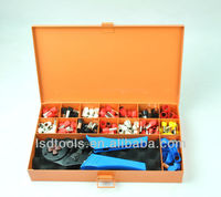 LSC8-16-4TH metal box Cable ferrules crimping tool set crimping tool kit