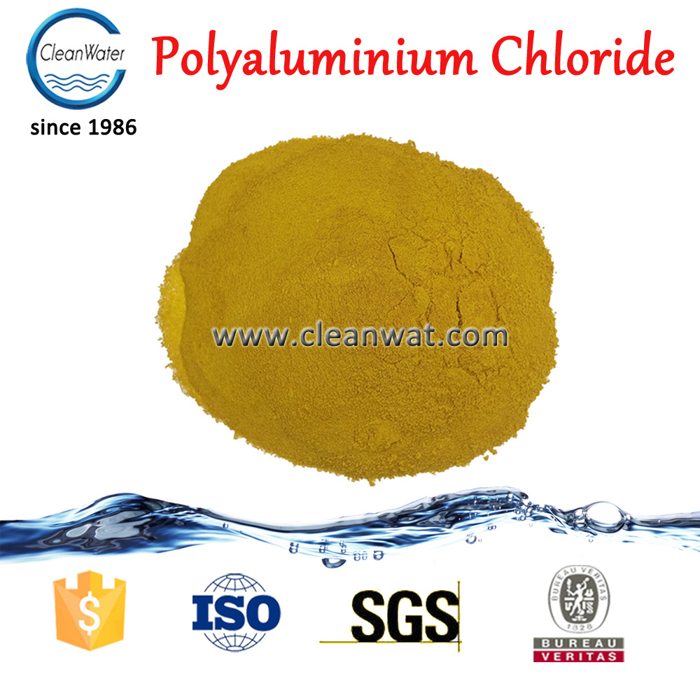 Korea market industrial waster water chemicals high effective inorganic polymer coagulant PAC