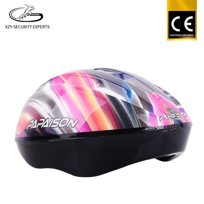 Easy Adjustment Children Inline Skating Accessories Bicycle Safety Helmets Roller Skate Helmets