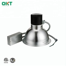 88LM/W COB 10'' 27w led commercial downlights with DC dimming 5 years warranty UL ES