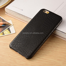 Small MOQ new good quality unique design grain Custom cell phone back cover case for iphone 6 case cover OEM design