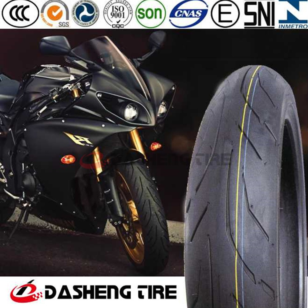 Motorcycle Tire 110/90-17 for Three Wheel Motorcycle Tire 130/80-17