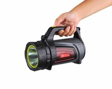 SHENYU 15w Super Bright Outdoor Handheld Portable USB Rechargeable Flashlight Torch Searchlight Multi-function Long Shots Lamp