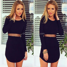 C26749A Wholesale Lady Sexy Short Dress Casual Dress