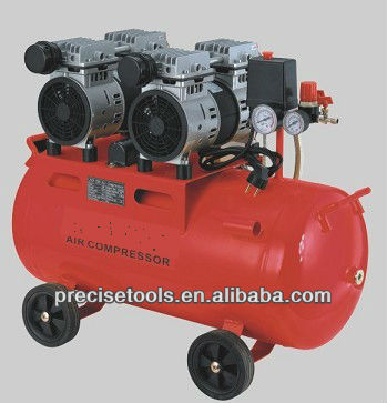 2200W 100L PORTABLE OIL FREE AIR COMPRESSOR