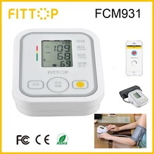 Automatic Digital Arm Blood Pressure Monitor and Heart palse Meter for home using