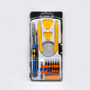 Mini Precision Hand Tools 28 In 1 Screwdriver Set