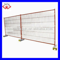 metal temporary fence panel(factory, good reputation supplier, ISO9001)