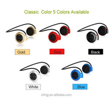 Wireless Headphones Bluetooth Mini 503 Sport Music Stereo Earphones+Mic SD Card Slot+FM Radio