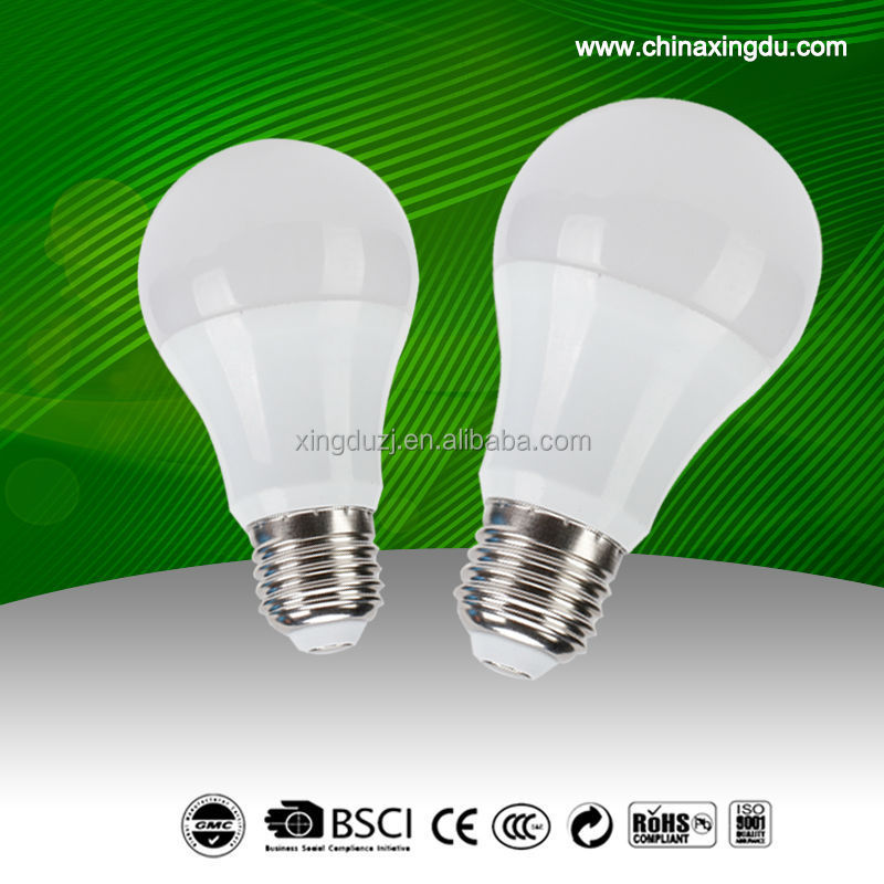 80Ra light 220 degree Beam angle energy saving lamp LED Bulb