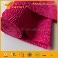 flower crepe paper, fluorescent crepe paper, goffered paper