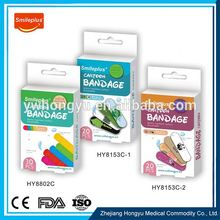 China Factory Direct Band Aid Adhesive Bandage