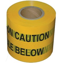 PVC adhesive underground detectable favorable price warning tape