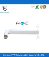 6dbi Dual Band 2.4GHz/5.8Ghz Antenna for Omni WIFI aerial RP SMA wireless router