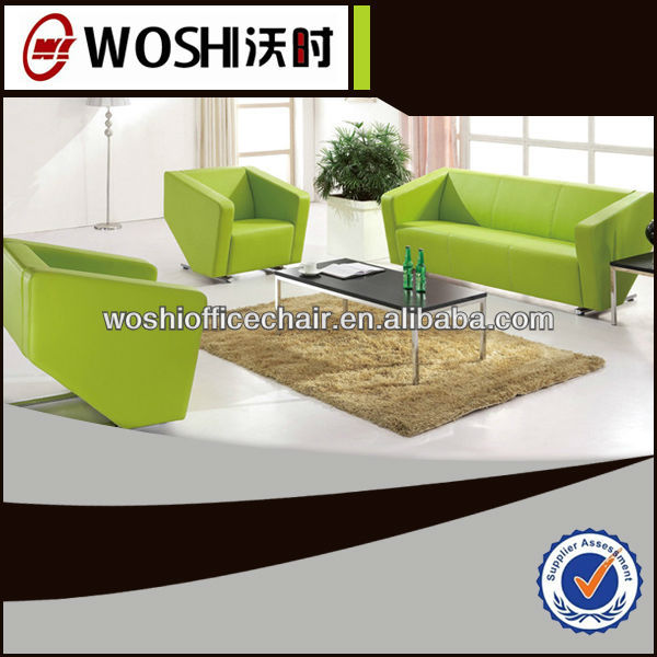 2014 new design green sofa oriental style