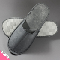 Disposable hotel slippers,non woven sauna slippers,hotel shoes