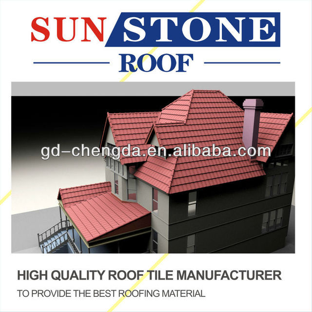2013 High Quality Sand Coated Metal Roof Panel