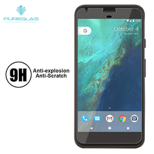 New premium top A quality hard glass screen protector for Google Pixel