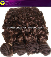 Made in China hight quality Chinese/India hair weave Deep wave