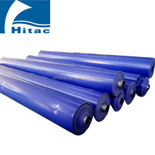 600d pvc vinyl inflatable polyester fabric with pvc backing