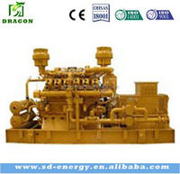 300KW natural gas generator fuel LPG,LNG,CNG gas engine generator manufacturers