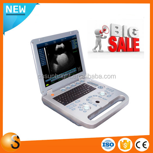 Reliable supplier USB full digital laptop ultrasound scanner (enable PC to be ultrasound machine)