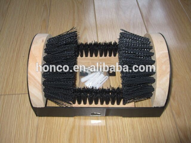 HOT SELLING BOOT SCRUBBING BRUSH SHOE CLEANING BRUSH SNOW BOOT BRUSH