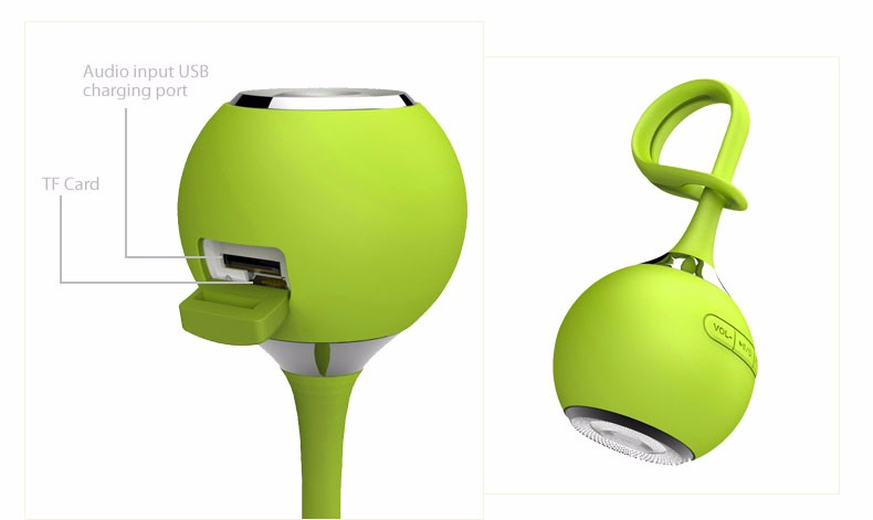 kids backpack usb mini bluetooth speaker