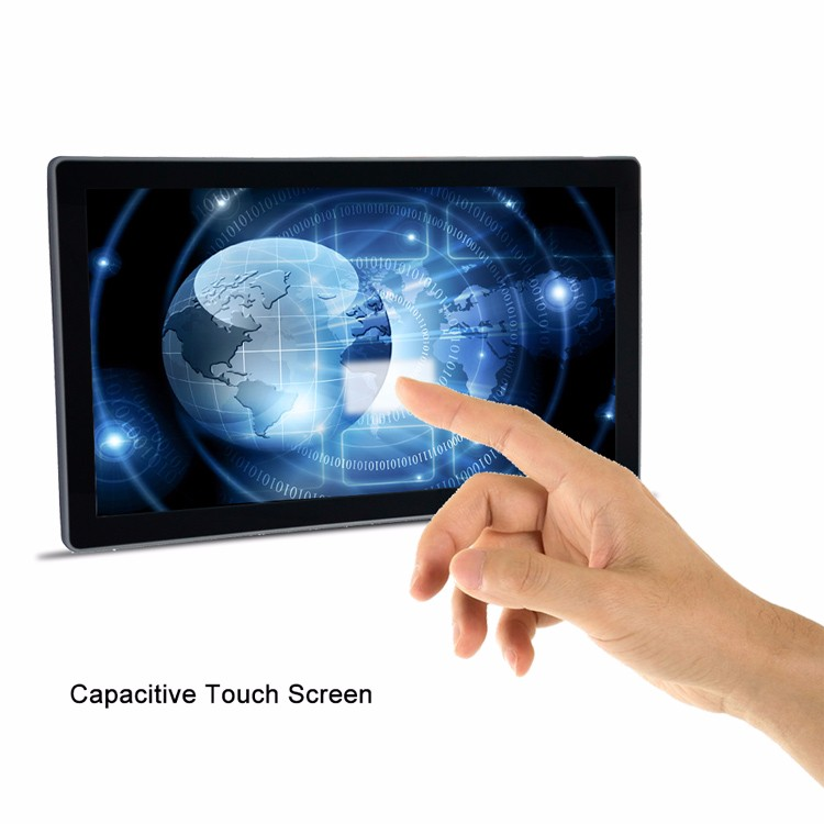 "28"" WINHI New Type 4K Capacitive Touch Network Management Advertising Player"