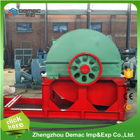 Horse bedding wood shaving crushing equipment with factory price