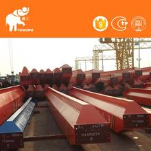 Frequency Conversion Electric Single 12T Rails Travelling Overhead Crane Price For Warehouse Workshop