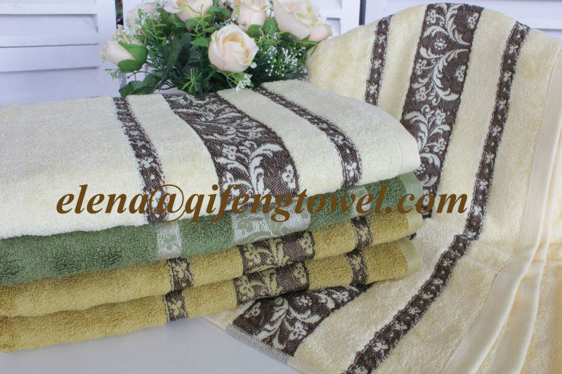 Luxury Heavy Weight 100% Rayon from Bamboo Bath home use 700 GSM