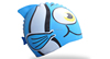 cheap child safty animal pattern funny kids swimming cap