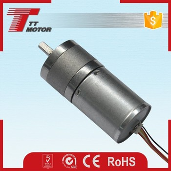 GM25-TEC2430 6v 12v brushless dc gear motors