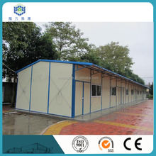 factory price prefabricated algerie maison cheap prefab homes for sale