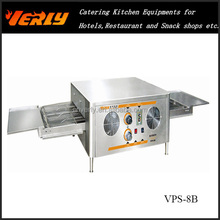 Commercial high quality kitchen equipement / Hot sale 18 inch Pedrail pizza oven VPS-8B